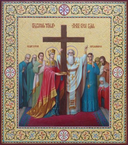 """Свойства молитвы """"Да Воскреснет Бог"""" Vozdvizhenie"""